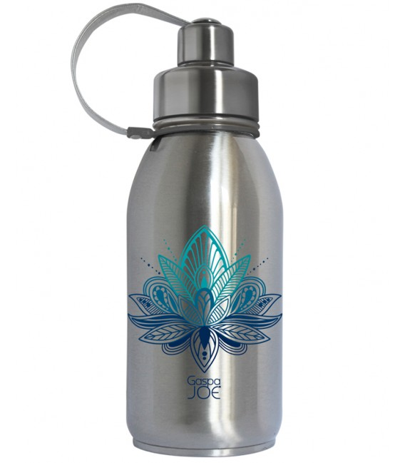 Friendly LOTUS Gourde isotherme Inox
