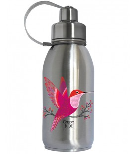 Friendly Gourde isotherme Inox , Colibri