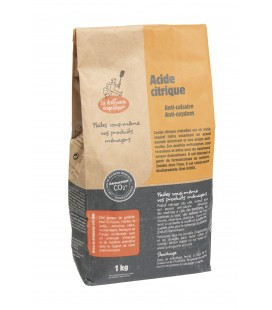 Acide Citrique 1kg Sac
