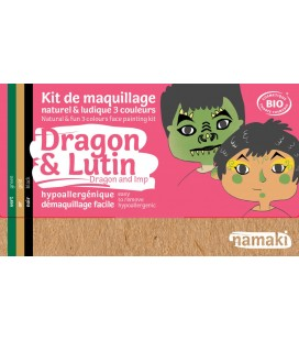 Kit 3 Couleurs Dragon & Lutin Bio
