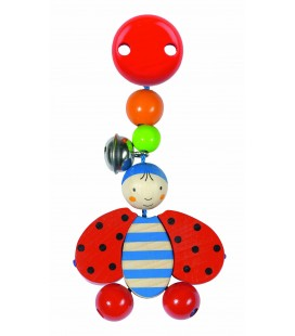 Clip Suspension Coccinelle