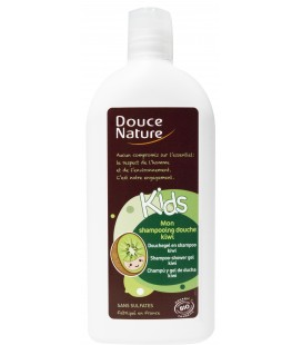 Kids Shampoing douche Kiwi 300ml douce nature
