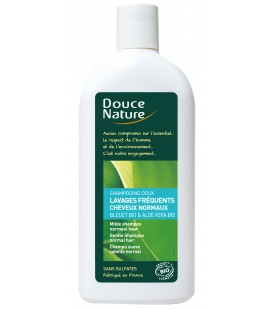 Shampoing cheveux normaux 300ml Douce Nature