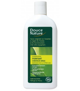 Shampooing cheveux gras 300ml Douce Nature