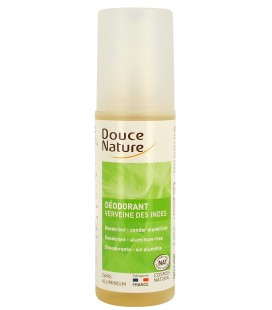 Deodorant spray verveine des indes 125ml Douce Nature