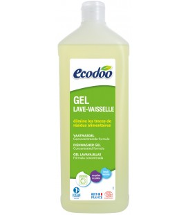 Gel Lave Vaisselle 1 litre Ecodoo